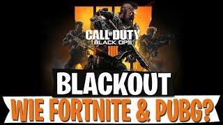 BLACKOUT VS FORTNITE & PUBG | PC BETA GAMEPLAY | COD BLACK OPS 4