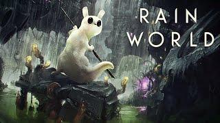 Romantycznie i melancholijnie - Rain World
