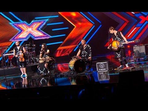Группа Joryj Kloc – Украинская народная песня – Біда – Х-фактор 9. Четвертый кастинг
