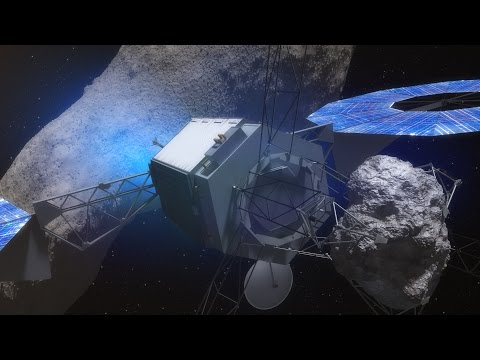 NASA Plans Asteroid Mission to Test Earth-Defense