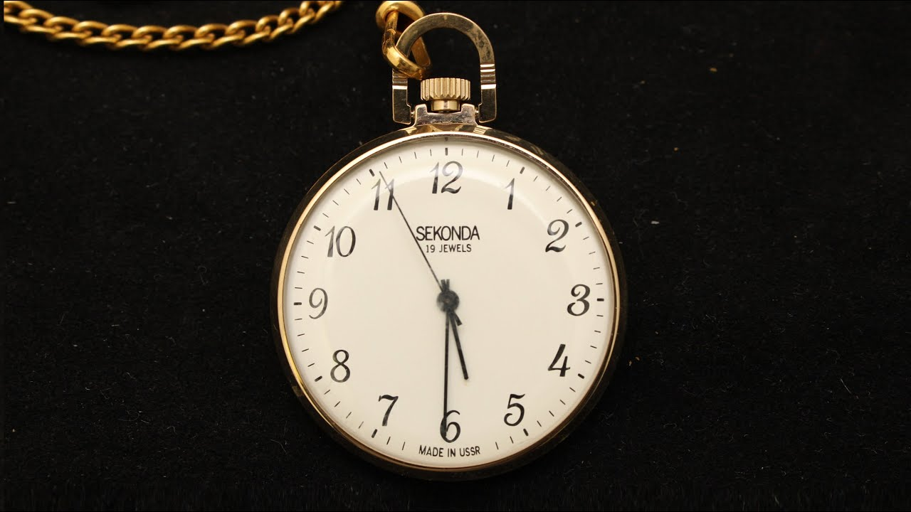 03b3087a601f Vintage Pocket Watches
