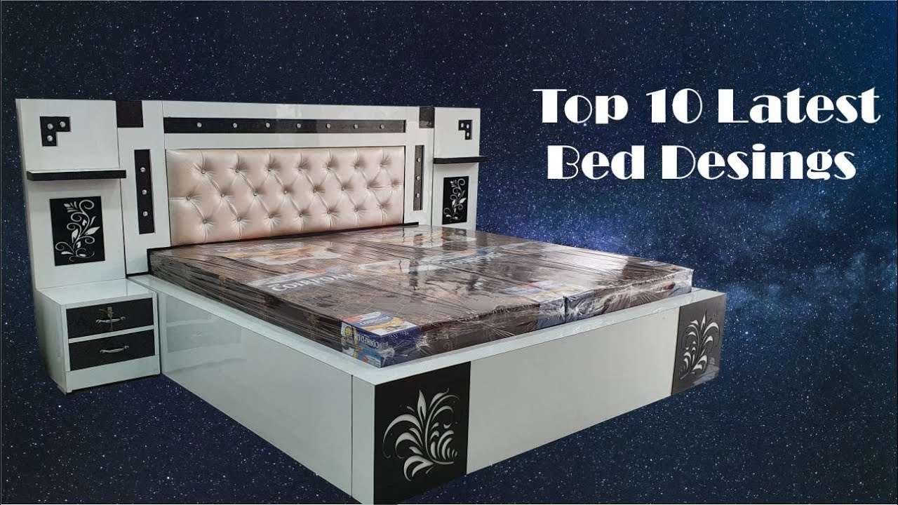 Top 10 Latest Wooden Beds Designs 2020 Youtube
