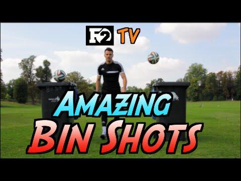 Amazing Bin Shots : Crazy Accuracy | F2TV