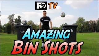 Amazing Bin Shots : Crazy Accuracy | F2TV
