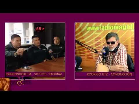 Entrevista radio Magallanes