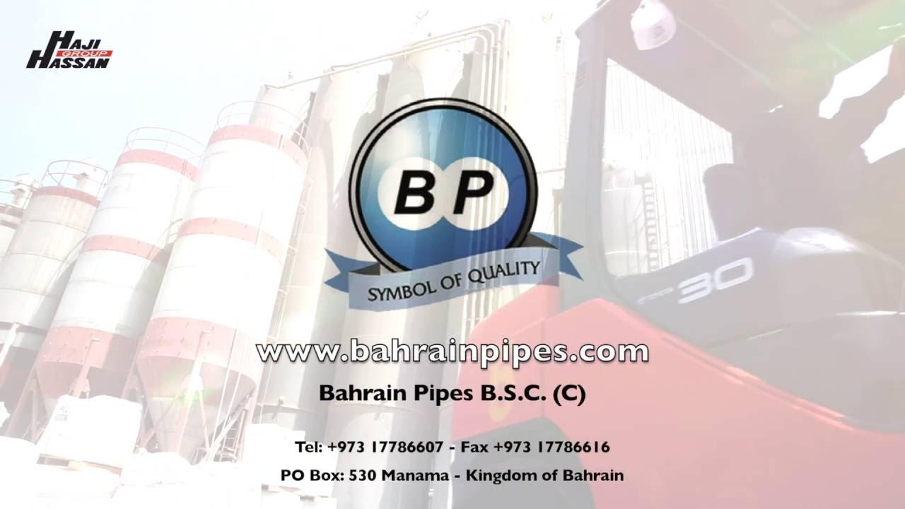 Bahrain Pipes