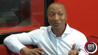 Sisa Ngebulana On Kaya Biz With Gugulethu Cele