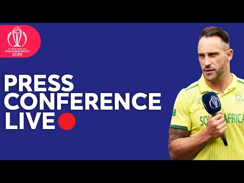 Post Match Press Conference Bangladesh vs South Africa | ICC Cricket World Cup 2019