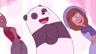 We Bare Bears | Mimpi Panda | Cartoon Network (Bahasa Melayu)