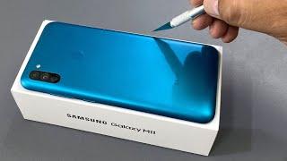 Samsung Galaxy M11 | Unboxing | Camera Test