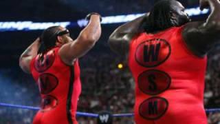 WWE   MVP And Mark Henry   Custom Theme