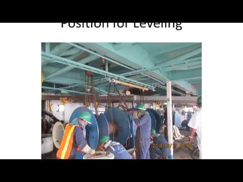 2018 Dry Dock Mooring Deck