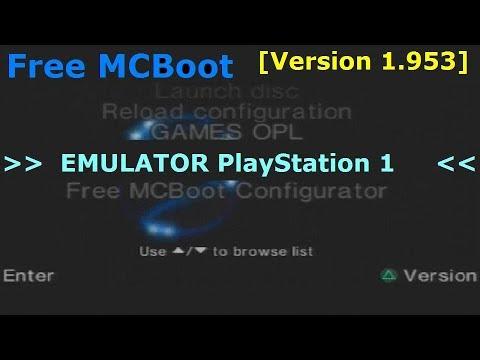 [PS2] Free MC Boot - Как добавить программу - пункт меню