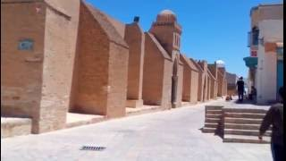 Kairouan, Tunisia. The sacred old town.Кайруан-священный город мусульман Магриба.