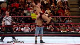 WWE No Way Out 2008 Highlights [HD]