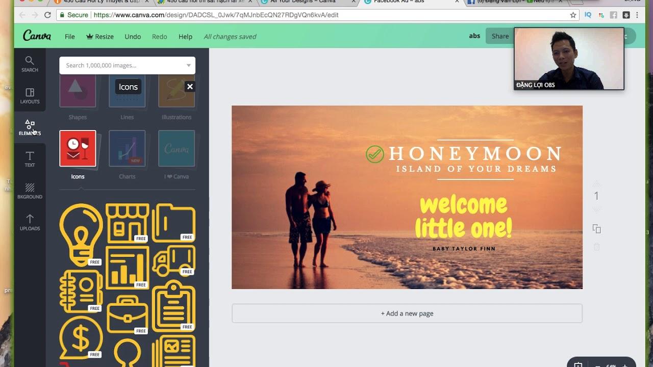 Cách đơn giản nhất thiết kế  hình ảnh đẹp dùng cho marketing bán hàng và quảng cáo