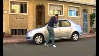 système d'alarme marocain de dacia