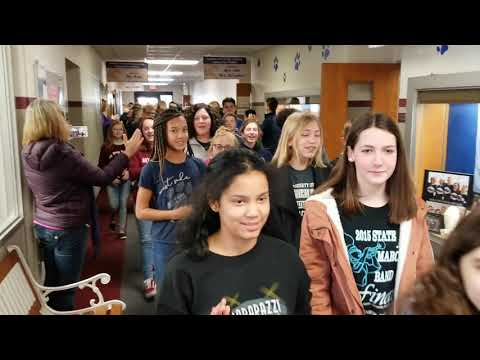 Helfrich Park STEM Academy Band - March of Champions
