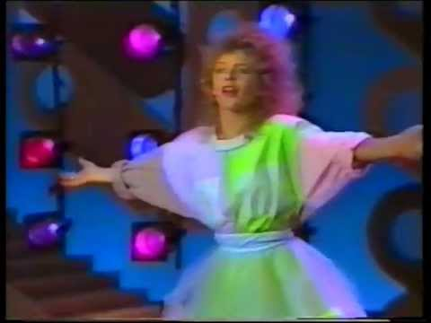 Kylie Minogue - Locomotion (Young Talent Time performance)