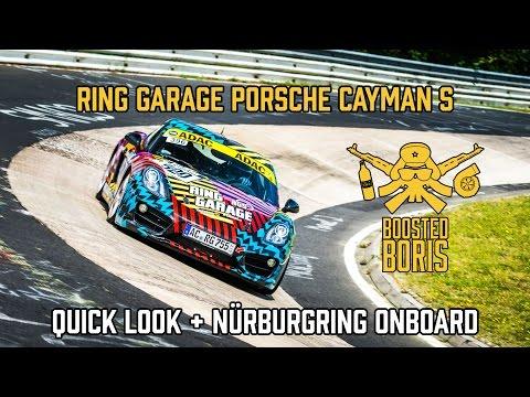 Porsche Cayman S Nürburgring Onboard