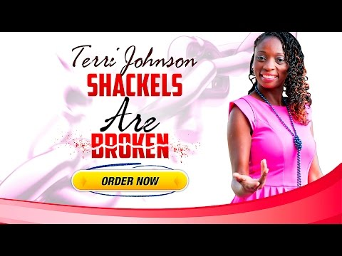 Shackles Are Broken from the Lord I Surrender Album  Terri Johns McLean and Jermaine Gord