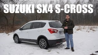 Suzuki SX4 S-Cross 1.6 VVT 4WD - Test Drive and Review