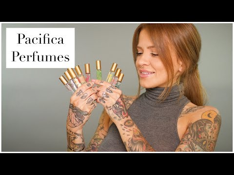 Pacifica Perfumes   Review & Sniff