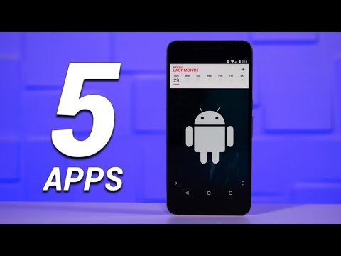 5 Android Apps Better Than Stock
