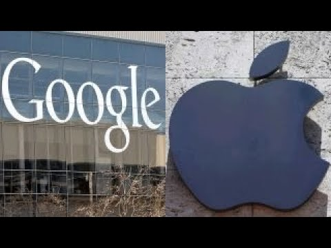 Apple, Google in arms race for AI technology