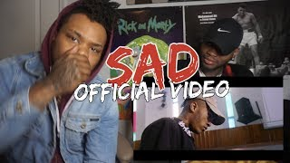 XXXTENTACION - SAD! (Official Music Video) - LEGENDARY !!!