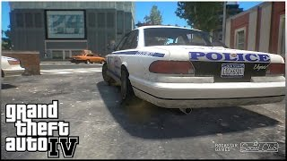 Grand Theft Auto IV/GTA 4: Niko Be a Cop Vigilante Missions Pc Gameplay HD
