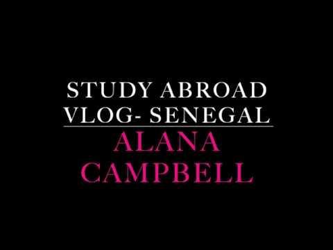 Traveling to Senegal