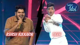 Ashish Kulkarni (आशीष कुलकर्णी) Performances | Indian Idol 12 | Sunre Sakhi and Muqabela