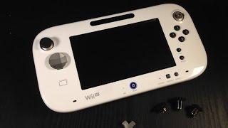 Trash to Treasure - Wii U gamepad with elite mod