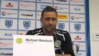 Nach dem Sieg des VFC Plauen beim SV Babelsberg 03