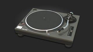 Technics 1200/1210 Full Service - Time Lapse Video- Soundbase Solutions