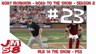 MLB 14: Road to the Show - Longball Madness - [Ep 23]