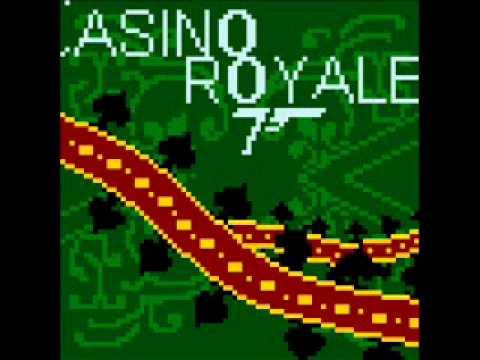 You Know My Name 8-bit (Casino Royale theme)