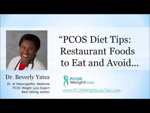 PCOS Diet Tips: Restaurant Foods to Eat and Avoid... - YouTube