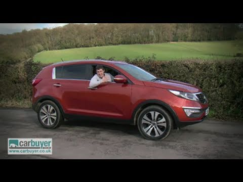 Kia Sportage SUV review CarBuyer