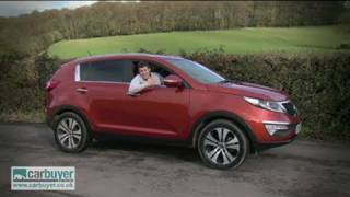 Kia Sportage SUV review - CarBuyer