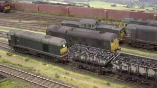 Derby Model Railway Exhibition 2014