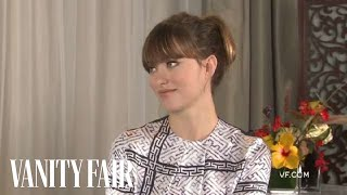 Olivia Wilde Talks to Vanity Fair's Krista Smith About the Movie
