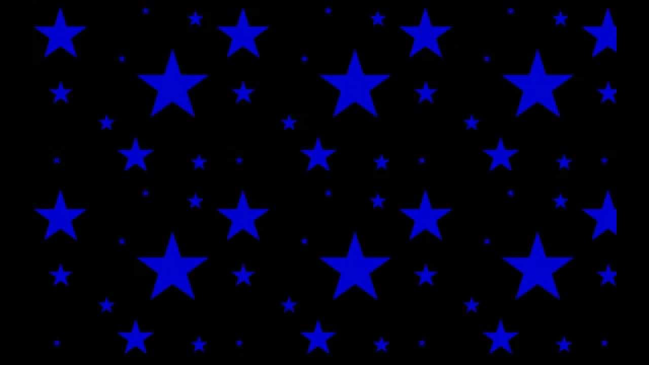 Fondo Animado De Estrellas 26