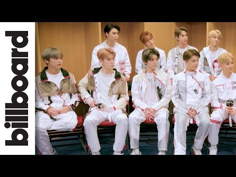 Go Backstage With NCT 127 at Their Neo City North American Tour Kickoff Show   Billboard