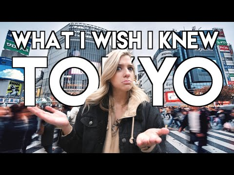 8 Things I Wish I Knew Before Traveling To Tokyo
