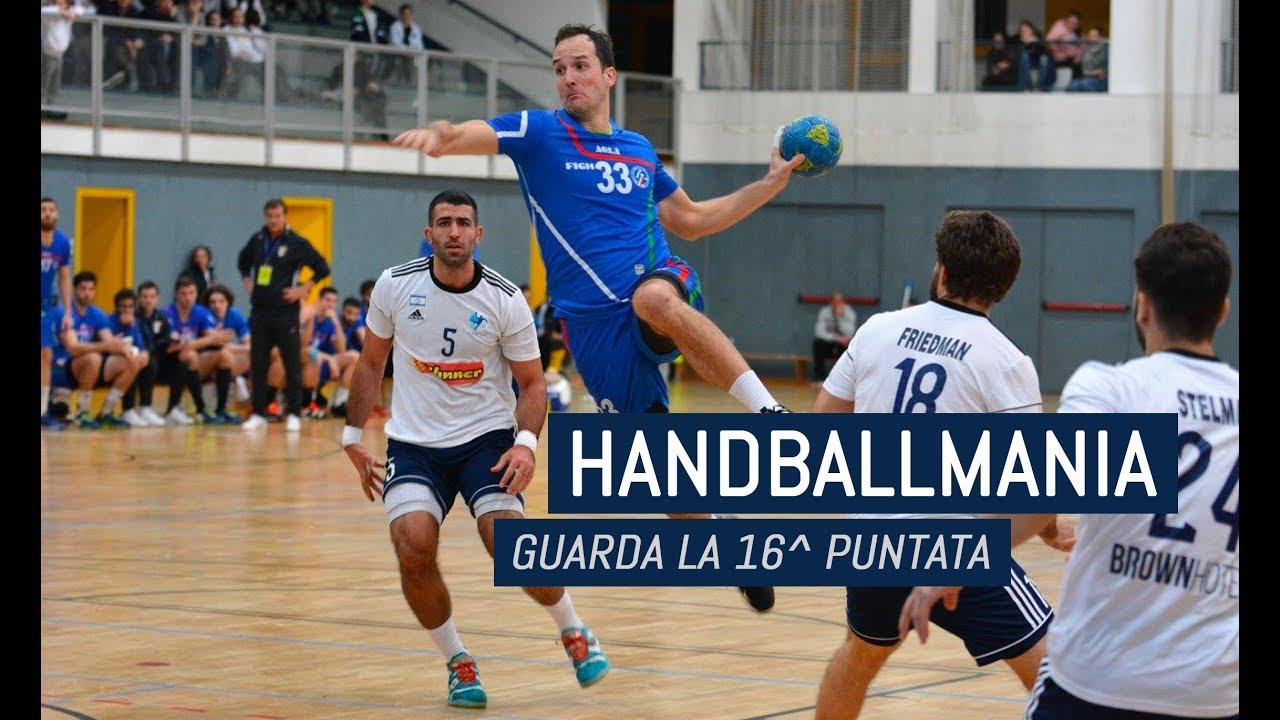 HandballMania - 16^ puntata [10 gennaio]