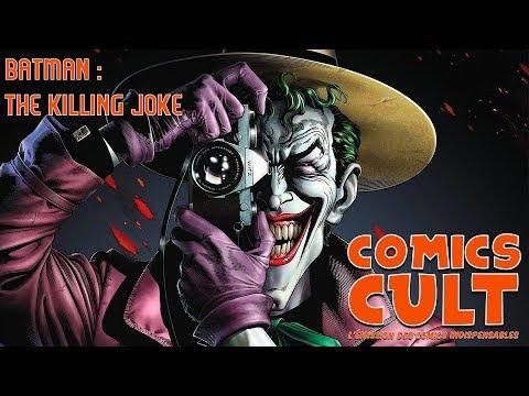 COMICS CULT - Batman : The Killing Joke - DC Comics
