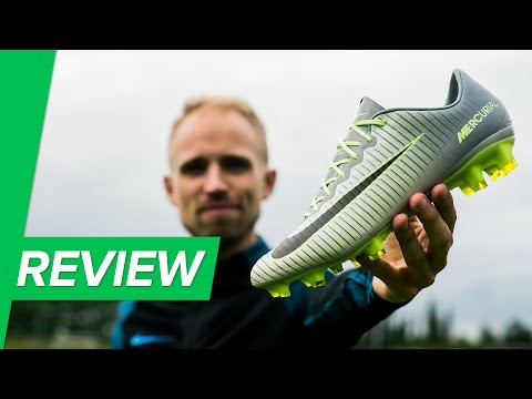 Nike Mercurial Vapor 11 review by Unisport | Best speed boot on the market?