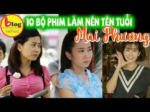Tưởng nhớ diễn viên Mai Phương qua 10 bộ phim nổi tiếng